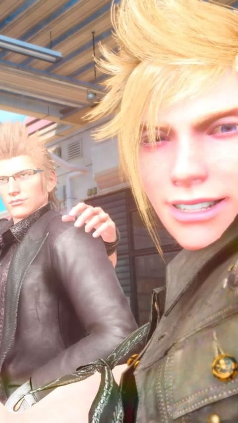How the 'Final Fantasy XV' Bromance Might Actually Be Tailored to Women