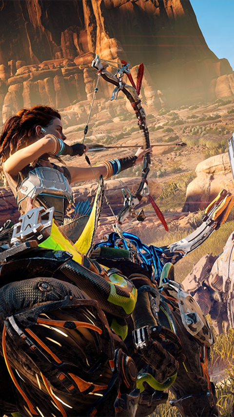 'Horizon Zero Dawn' is 'The Witcher 3' for the 'Avatar' Generation