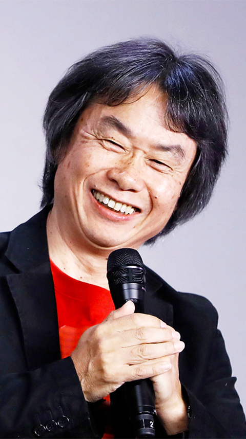 Q&A: Shigeru Miyamoto on 'Mario', 'Minecraft' and Working With Apple