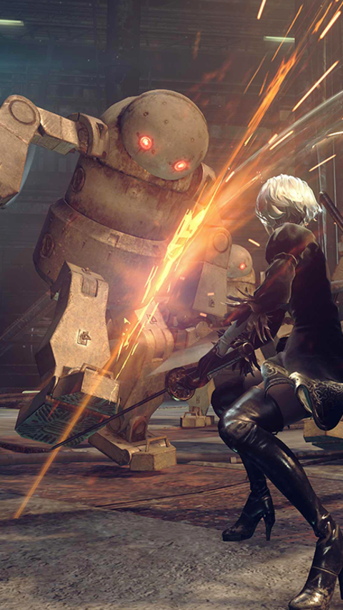 'Nier: Automata' is Brilliant, Absurd and Totally Meta