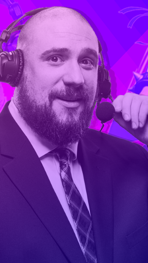 ELeague Host Richard Lewis: 'I Want Turner to be the Last Job I Ever Have'