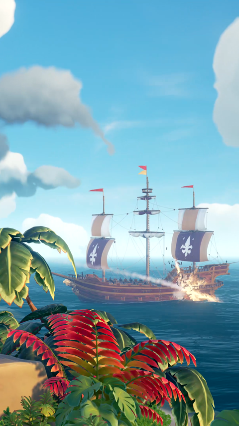 'Sea of Thieves' Makes You Work For It