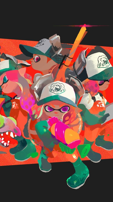 'Splatoon 2' Makers on Esports and Why the New Salmon Run Co-Op. '
