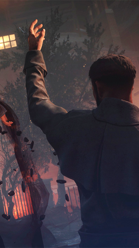 Choice, Consequence and Vampires Power the Next Game From 'Life Is Strange' Studio