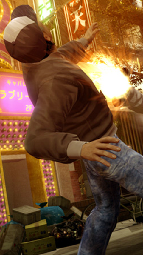 The Neon Streets of Sega's 'Yakuza 0' Are A Great Place to Get Lost