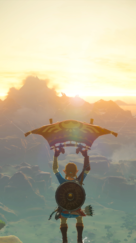 Nintendo's Magical 'Breath of the Wild' Brings 'Zelda' Home
