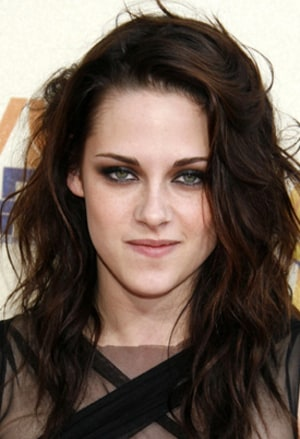 Kristen Stewart Brown Hair