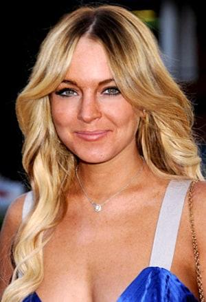 Lindsay Lohan - XXX KOSTENLOSE PORNO