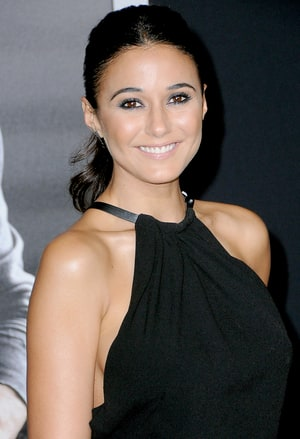 Emmanuelle Chriqui Is ...