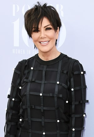 West quot loves her little brother quot saint kris jenner says us weekly