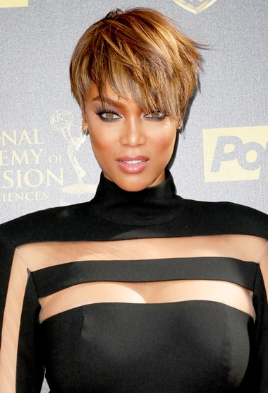 Tyra Banks Now