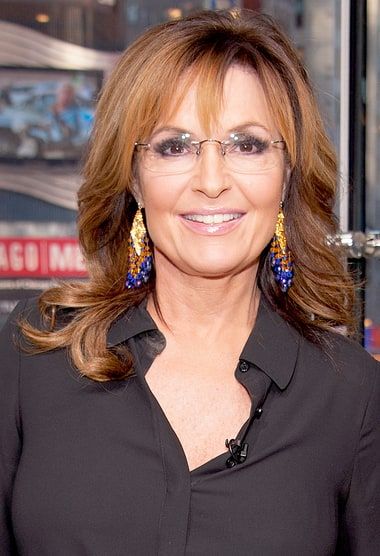 Sarah Palin dans le nu