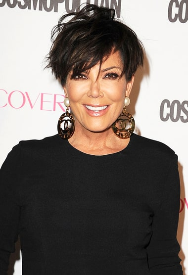 how tall is kris jenner