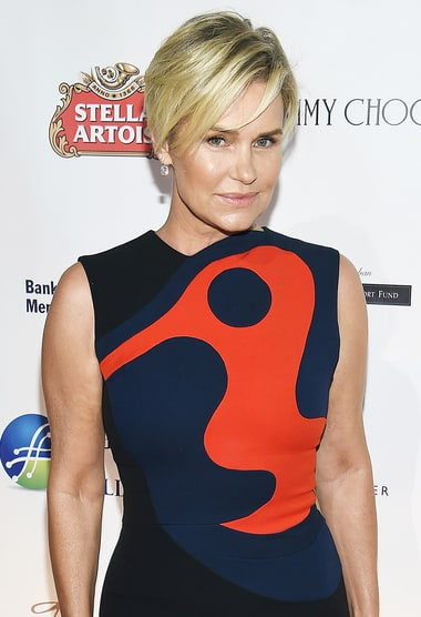 Yolanda Foster Reflects on Difficult Year, Lyme Disease Battle: My Ex ...