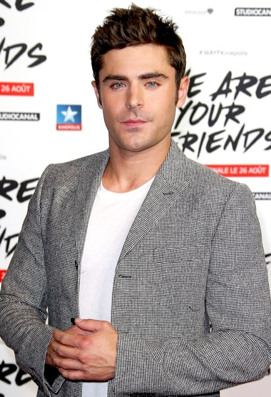 Zac Efron Apologizes for 'Insensitive' MLK Tweet, Deletes Original ... Zac Efron