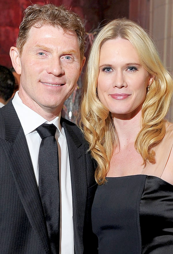 Stephanie March Jokes About Bobby Flay Split - Us Weekly Bobby Flay And Stephanie March Wedding