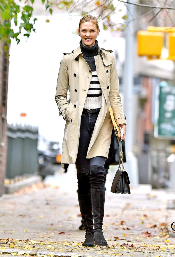 How to Wear Over-the-Knee Boots No Matter Your Body Type - Us Weekly
