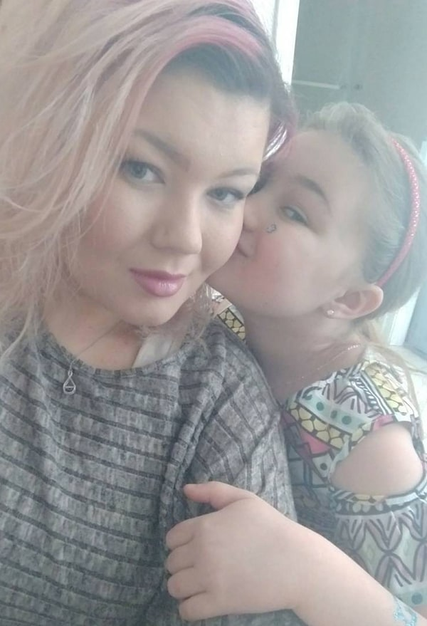 blogs teen amber shares message from daughter
