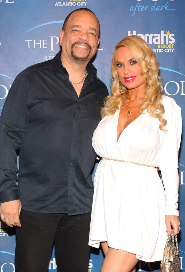 Coco And Ice T S Baby Looks Adorable Under Christmas Tree
