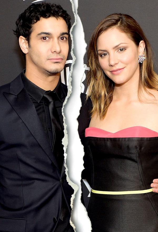 katharine mcphee and elyes gabel relationship trust