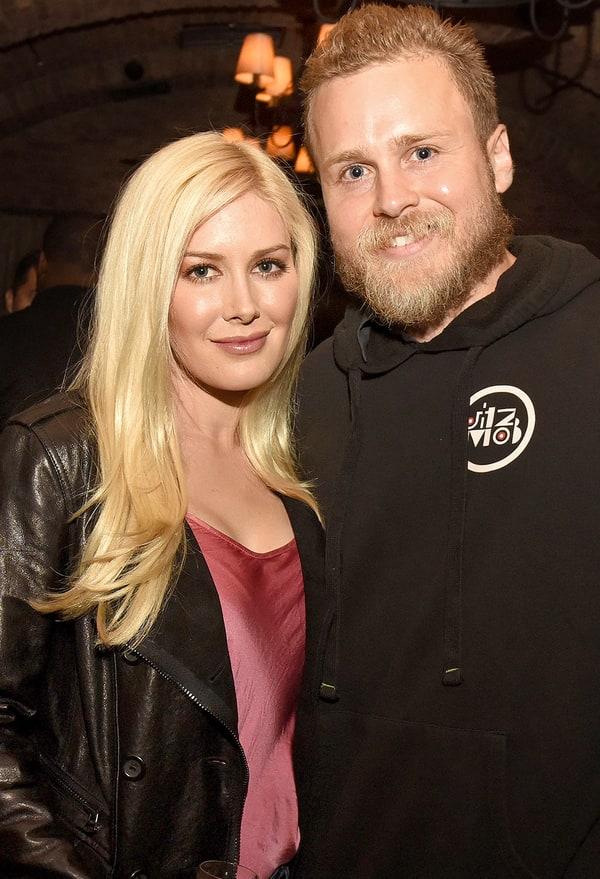 Heidi Montag And Spencer Pratt Heidi Montag Is...