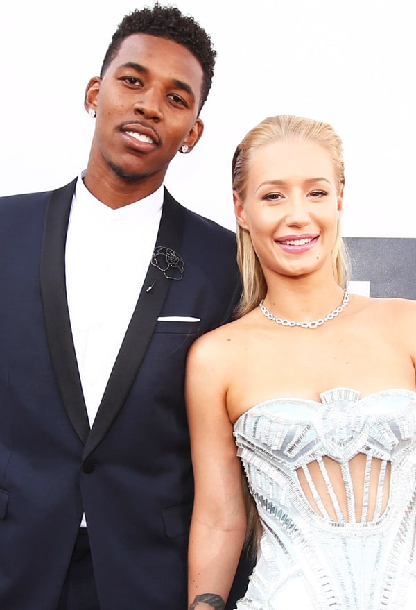 iggy azalea nick young go on bowling date details us