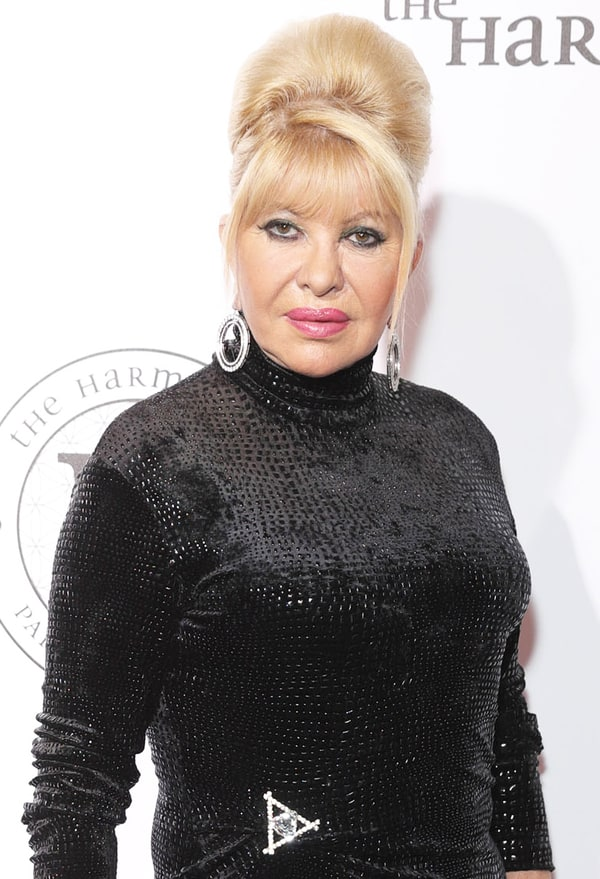 Ivana Trump Is Writing a 'Raising Trump' Memoir - Us Weekly