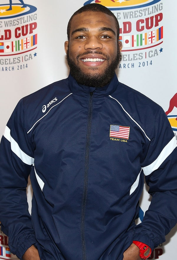 Olympic Wrestler Jordan Burroughs Welcomes Second Baby