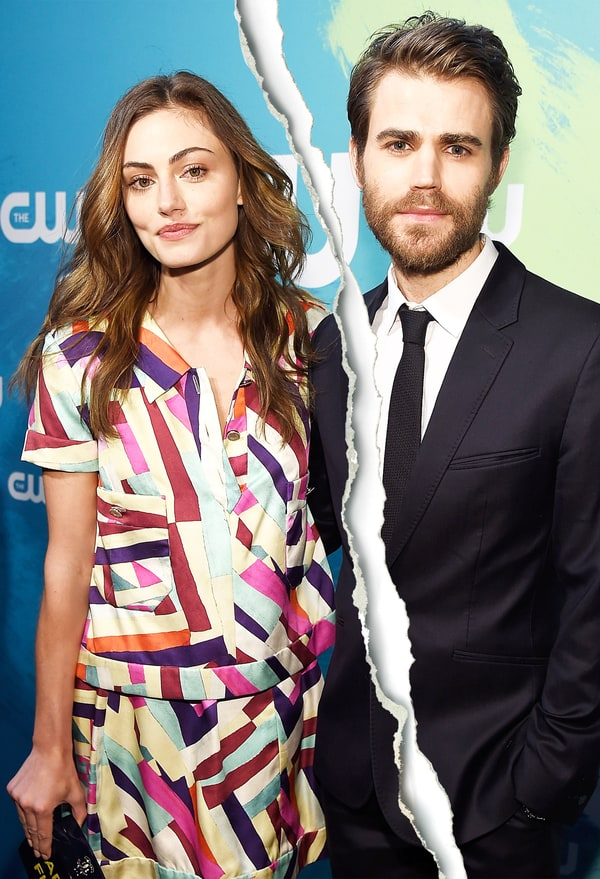 Paul Wesley and Phoebe Tonkin Split After Nearly 4 Years ...