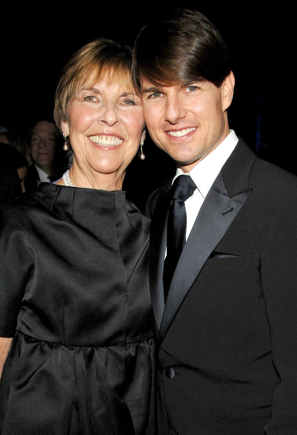 Image result for Tom Cruise's mother, Mary Lee South, dead at 80