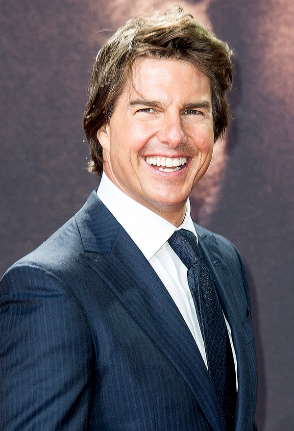 Tom Cruise attends the...