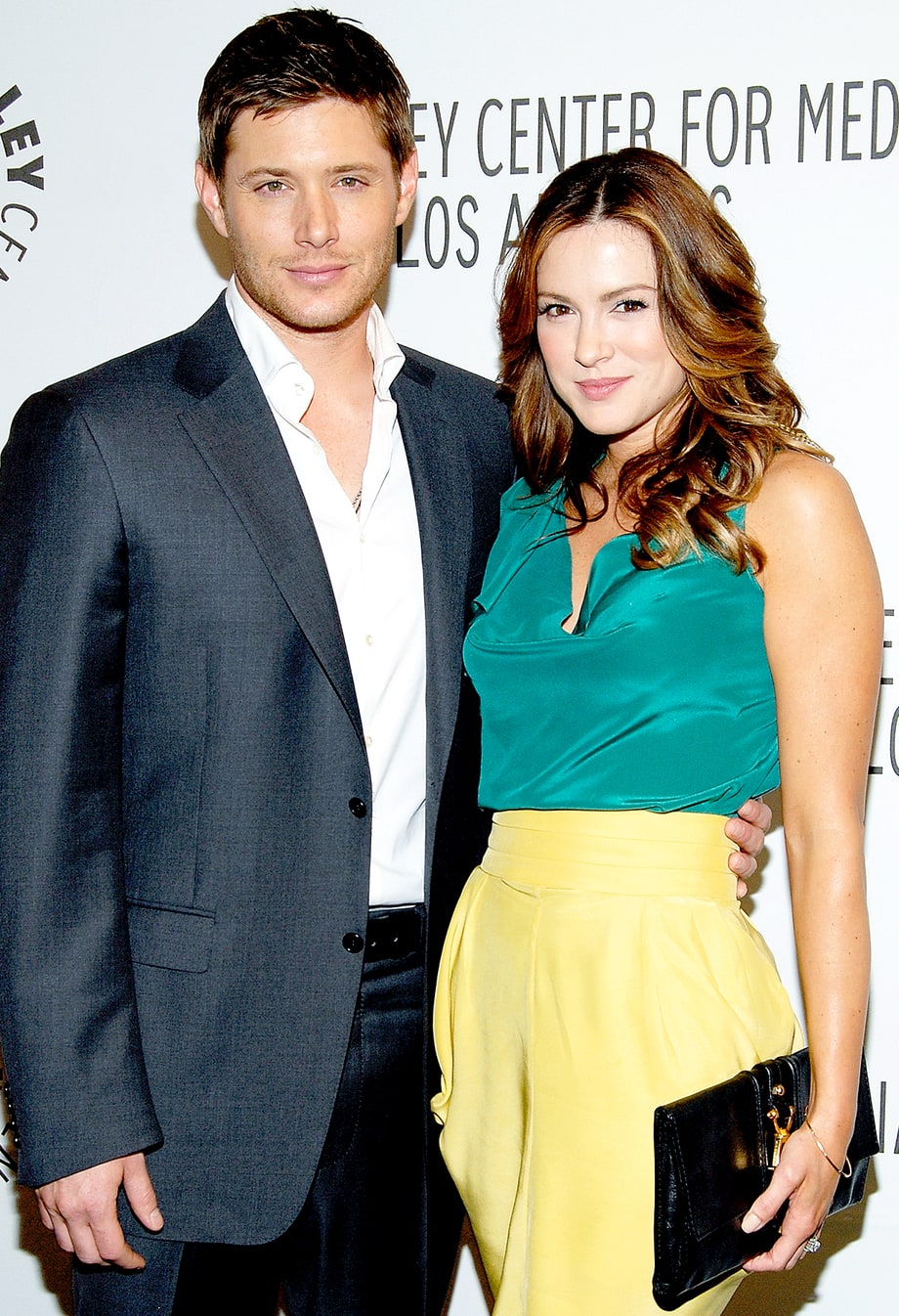 jensen and danneel meet