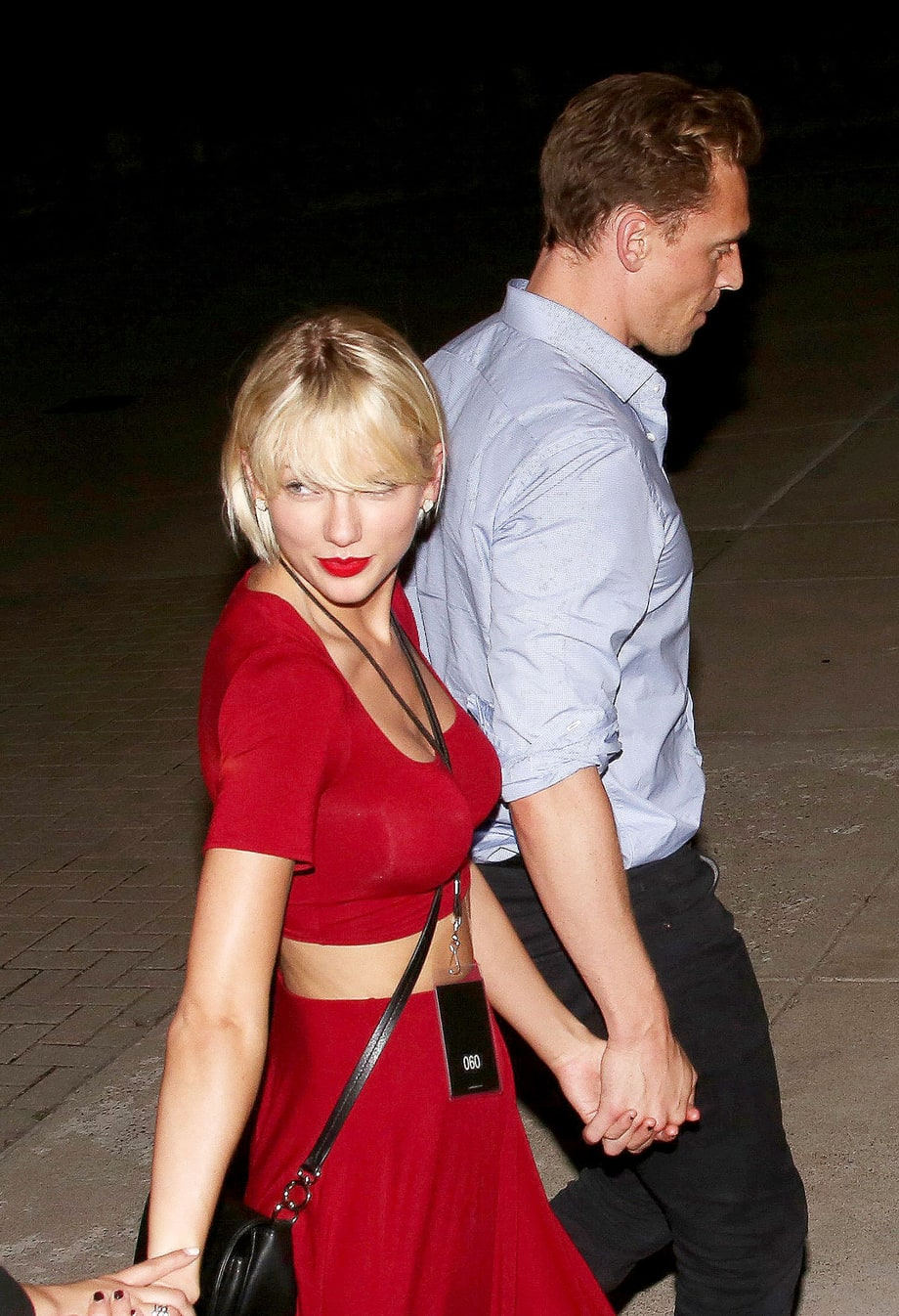 Did taylor swift dating patrick schwarzenegger and miley 7