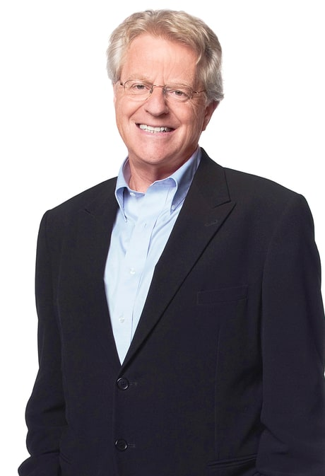 Jerry Springer: Donald Trump's Rise Was 'Inevitable' and 'Totally Predictable'
