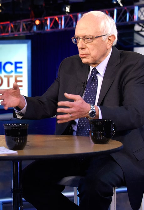 Bernie Sanders to Appear on 'Saturday Night Live' Opposite Doppelgänger Larry David