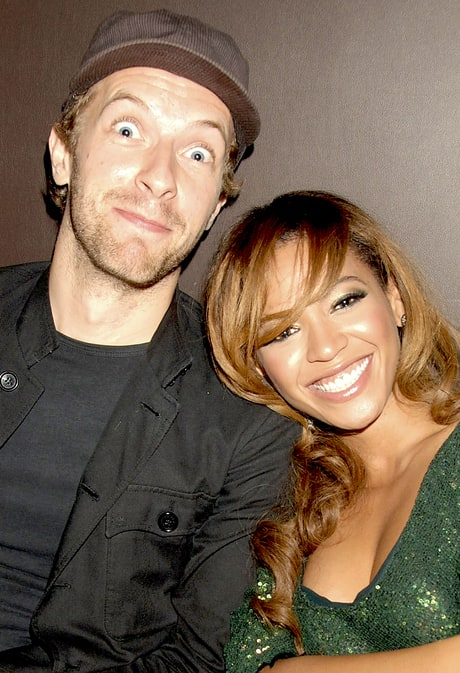 Chris Martin: Beyonce Once Rejected a Song I Wrote, Called It 'Awful'