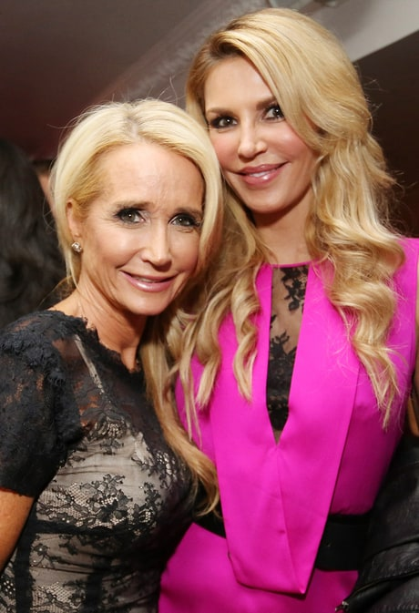 Brandi Glanville Says Kim Richards Is Sober After Ex-Husband Monty Brinson's Death