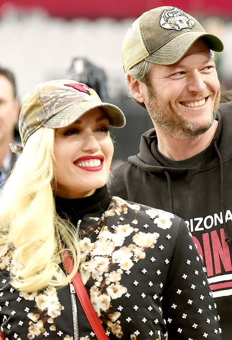 Gwen Stefani's New Single 'Make Me Like You' Is Clearly About Boyfriend Blake Shelton: Listen Here