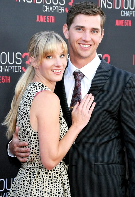 Heather Morris Gives Birth, Welcomes Second Baby Boy With Husband Taylor Hubbell