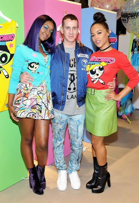 Jeremy Scott Launches His Latest Pop Culture Collection — Inspired by the Powerpuff Girls