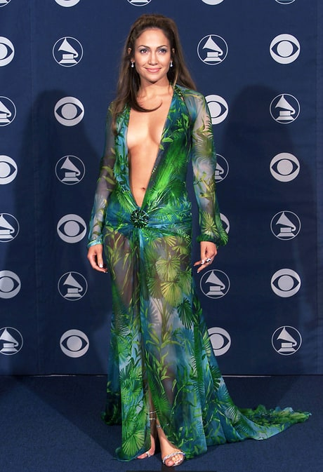 Look Back at the Most Revealing Grammys Dresses of All Time