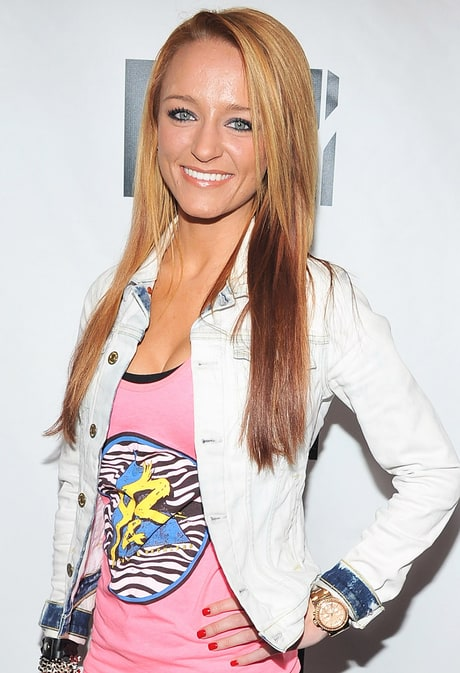 Maci Bookout's Daughter Jayde Flashes a Smile, Longer Hair in Cute New Pic