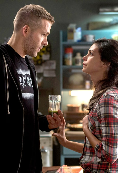 Morena Baccarin: Working With Ryan Reynolds Was 'Intoxicating' — Watch