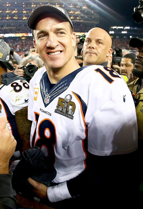 Peyton Manning Was Not Paid by Budweiser for That Post-Game Mention: Watch!