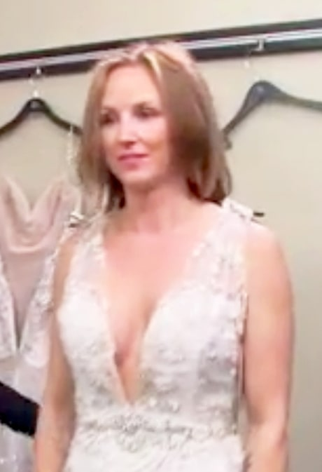 'Say Yes to the Dress: Atlanta' Bride's Stepfather Slams Her Dress Choice: 'Too Open-Fronted'