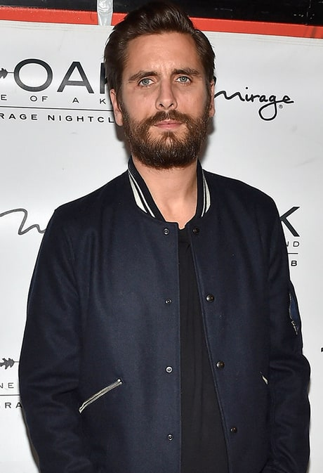 Scott Disick Parties With Tyga at Las Vegas Nightclub: See the Photos