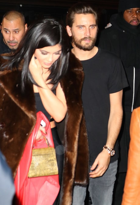 Scott Disick Steps Out Looking Almost Unrecognizable After Skipping Yeezy Season 3 Show