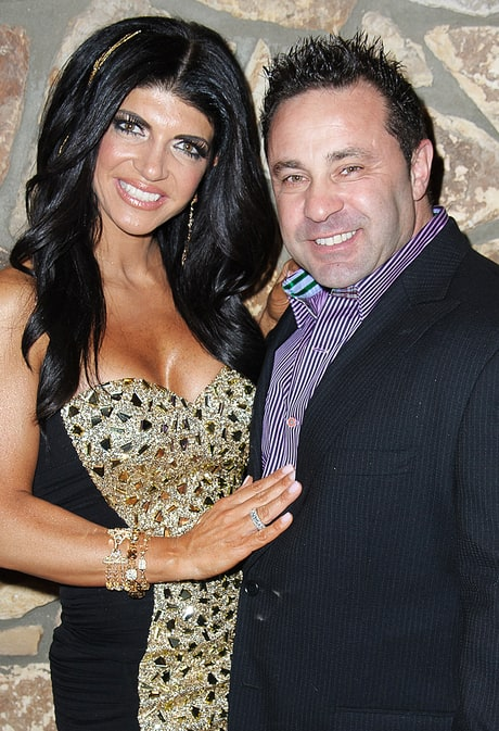 Teresa Giudice: 'I Definitely Made Out' With Husband Joe In Prison: Watch