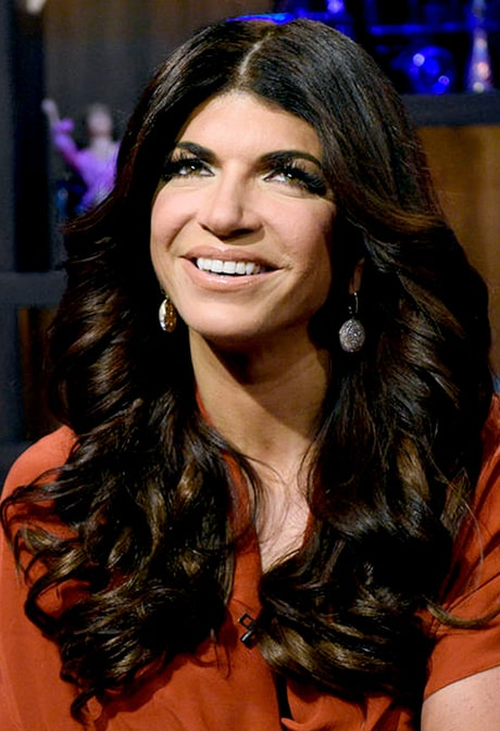 Teresa Giudice Reveals She's Voting for Donald Trump: 'He's Amazing' — Watch