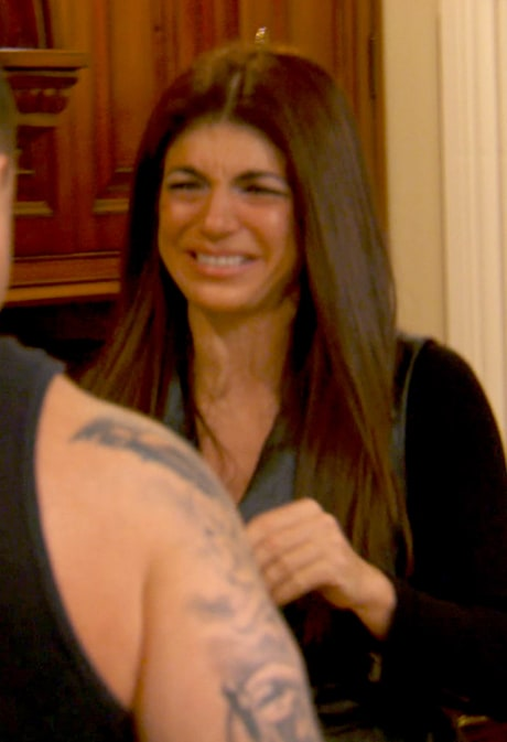 Teresa Giudice Tearfully Reunites With Her Family After Prison Release: Watch the 'RHONJ' Promo
